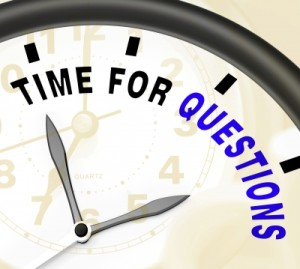 Time-for-good-questions