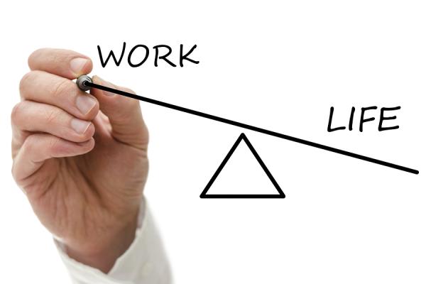 Work-Life-Priority-management