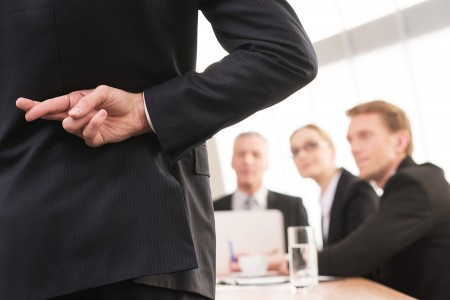 Leadership-Dishonesty